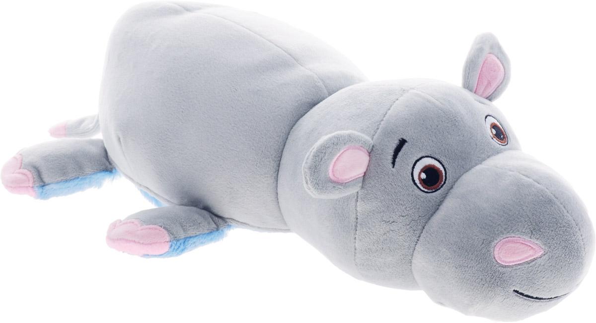 Gulliver Мягкая игрушка-перевертыш Слон-Бегемот 35 см игрушка мягкая gulliver кукла хозяюшка 30см