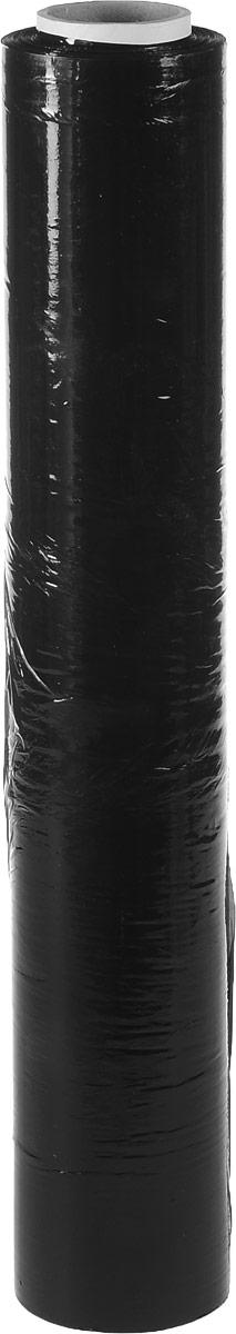 """Хозяйственная стретч-пленка Союзпак """"Юнибоб"""" выполнена из прочного полиэтилена и предназначена для упаковки различных предметов при транспортировки или хранении. Благодаря герметичности эффективно защищает от внешних воздействий, таких как влага и пыль. Может использоваться в ремонте для предотвращения загрязнения вещей. Пленка устойчива к разрыву. Ширина пленки: 50 см. Толщина: 17 мкр. Длина: 300 м."""