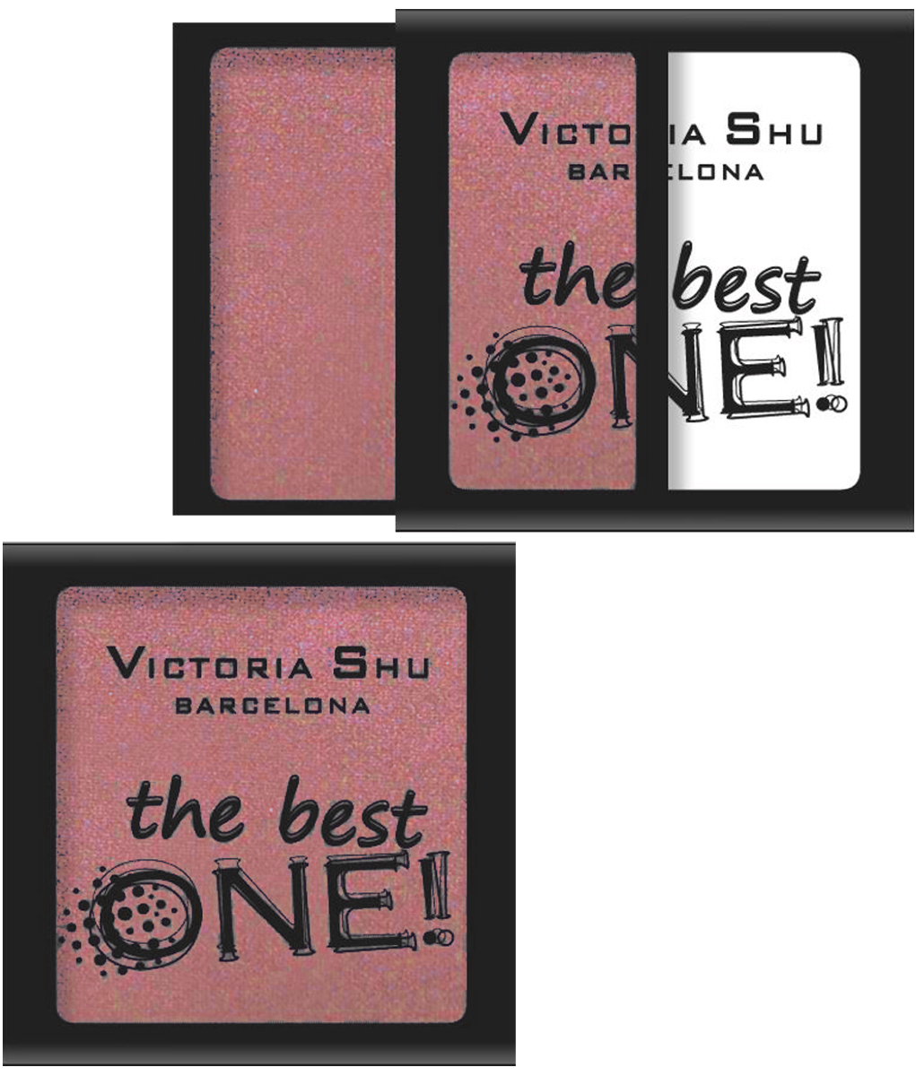 Victoria Shu Румяна The Best One №13, 2.3г
