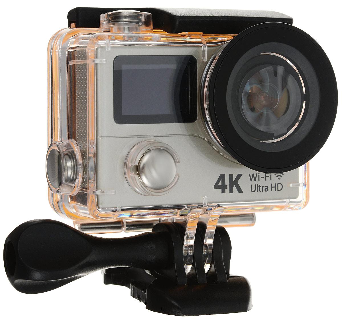 Eken H3R Ultra HD, Grey экшн-камера экшн камера eken h9 ultra hd black