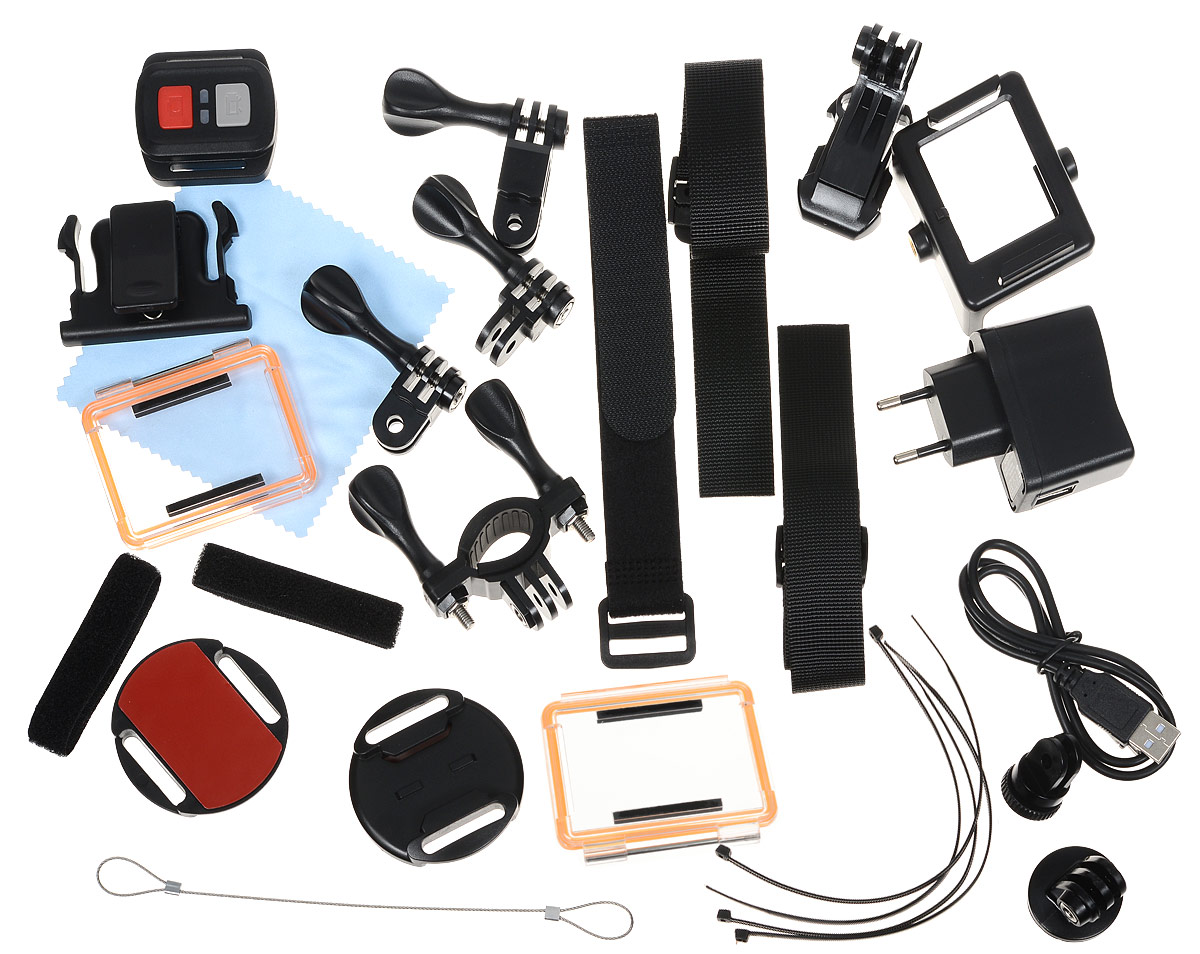 Eken H8R Ultra HD, Greyэкшн-камера Eken
