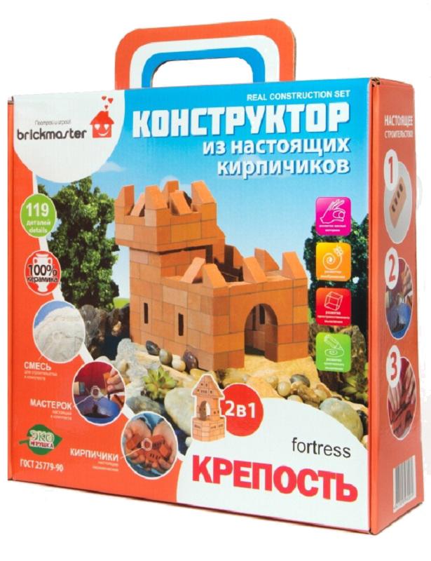 Brickmaster Конструктор Крепость конструктор brickmaster крепость 119 дет