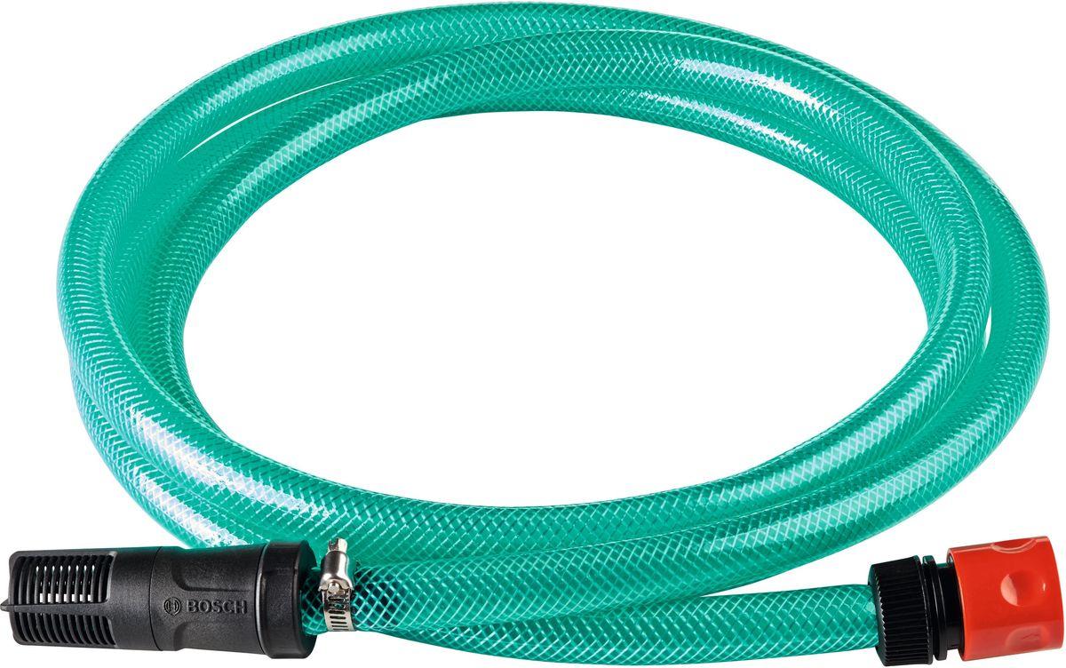 Шланг для минимоек Bosch, всасывающийF016800421Всасывающий шланг Bosch применяется совместно с мойками высокого давления Bosch AQT 33-10, AQT 35-12, AQT 37-13, AQT 40-13, AQT 42-13 и AQT 45-14 X для забора воды из какого-либо резервуара с водой. Оснащен фильтром, задерживающим крупные частицы грязи, содержащиеся в воде, и обратным клапаном, который препятствует движению воды в обратном направлении.Коннектор для подключения к мойке высокого давления в комплекте.Как выбрать мойку высокого давления. Статья OZON Гид