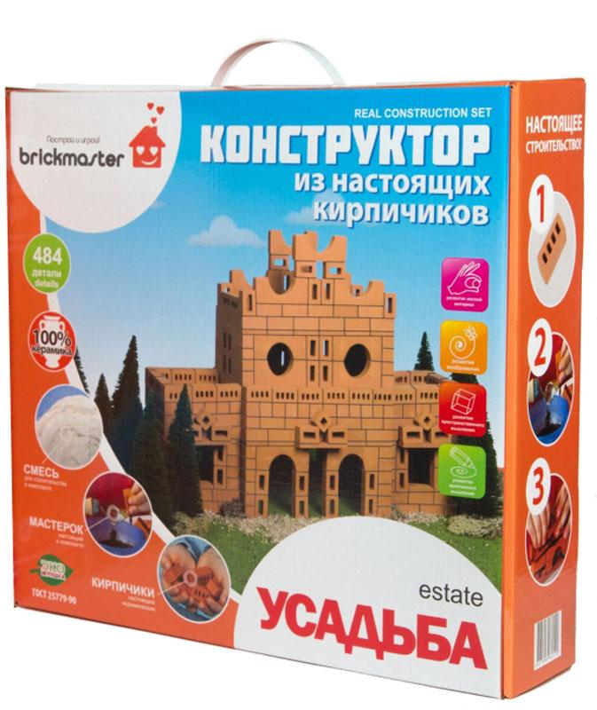 Brickmaster Конструктор Усадьба конструктор brickmaster крепость 119 дет