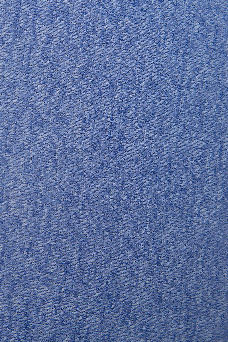 Мужская футболка Adidas Freelift Chill1 изготовлена из качественного полиэстера с технологией climalite. Верхняя часть спинки с внутренней стороны дополнена специальными металлическими вкраплениями. Модель с круглой горловиной и короткими рукавами. На левом рукаве имеется принт с логотипом и названием бренда, по бокам - небольшие разрезы.