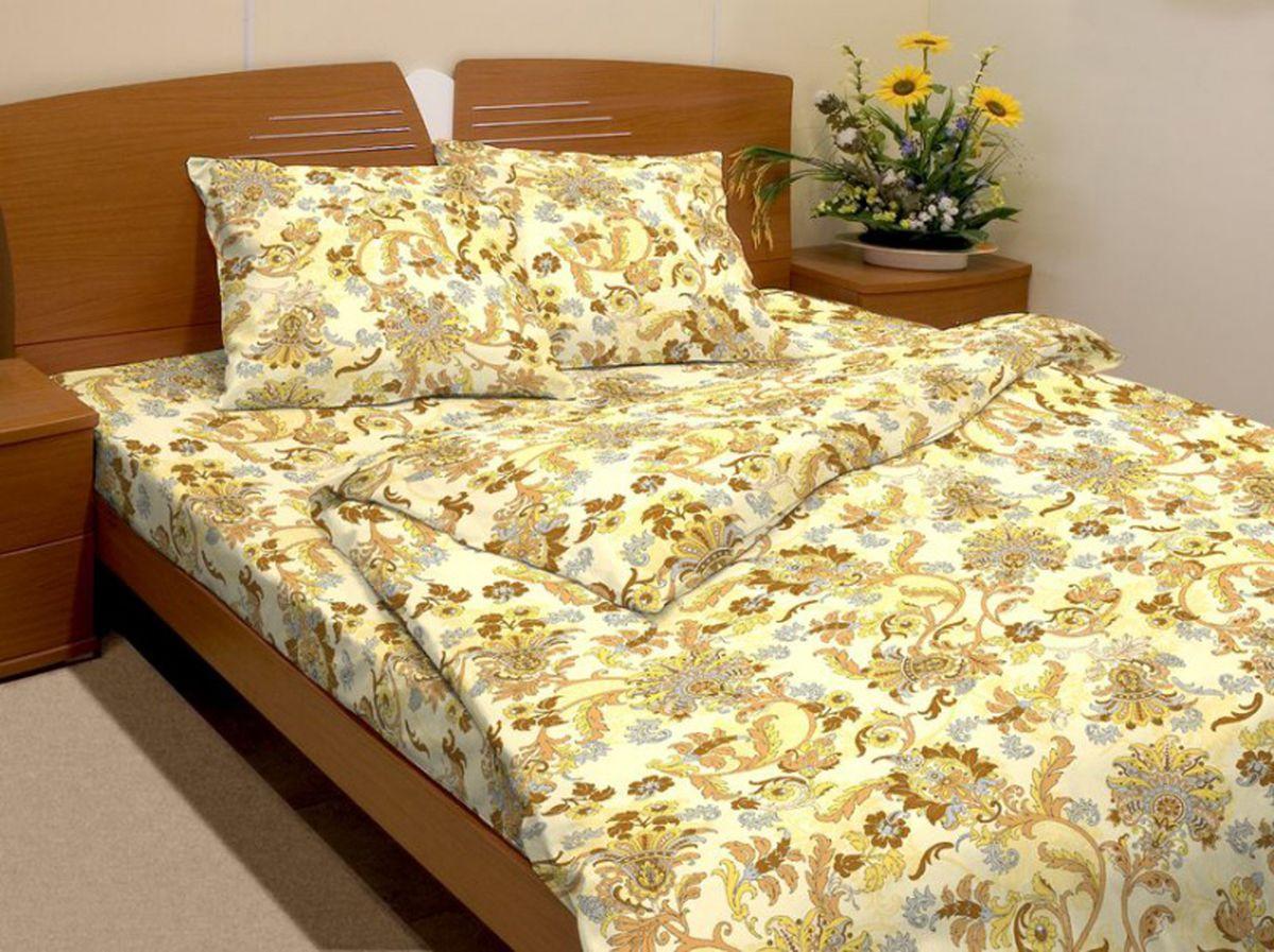 Комплект белья Amore Mio Kayla, 1,5-спальный, наволочки 70x7081946Комплект постельного белья Amore Mio выполнен из бязи - 100% хлопка. Комплект состоит из пододеяльника, простыни и двух наволочек. Постельное белье, оформленное оригинальным принтом, имеет изысканный внешний вид и яркую цветовую гамму. Наволочки застегиваются на клапаны.Постельное белье из бязи практично и долговечно. Материал великолепно отводит влагу, отлично пропускает воздух, не капризен в уходе, легко стирается и гладится. Благодаря такому комплекту постельного белья вы сможете создать атмосферу роскоши и романтики в вашей спальне.