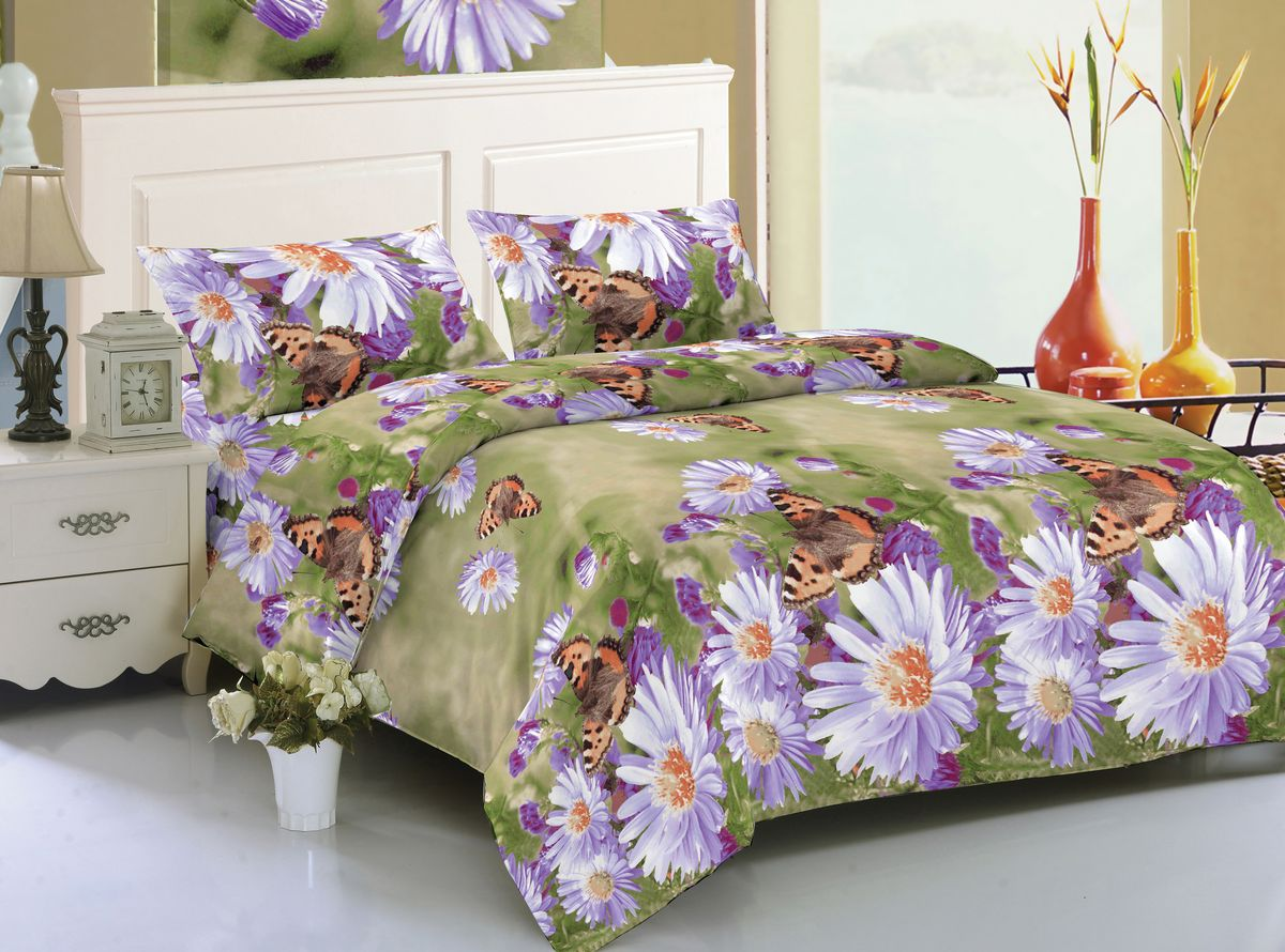Комплект белья Amore Mio Jessica, 1,5-спальный, наволочки 70x7082604Комплект постельного белья Amore Mio изготовлен из мако-сатина. Нано-инновации позволили открыть новую ткань, которая сочетает в себе широкий спектр отличных потребительских характеристик и невысокой стоимости. Легкая, плотная, мягкая ткань, приятна и обладает эффектом персиковой кожуры. Отлично стирается, гладится, быстро сохнет. Дисперсное крашение великолепно передает качество рисунков и необычайно устойчиво к истиранию.Комплект состоит из пододеяльника, простыни и двух наволочек.
