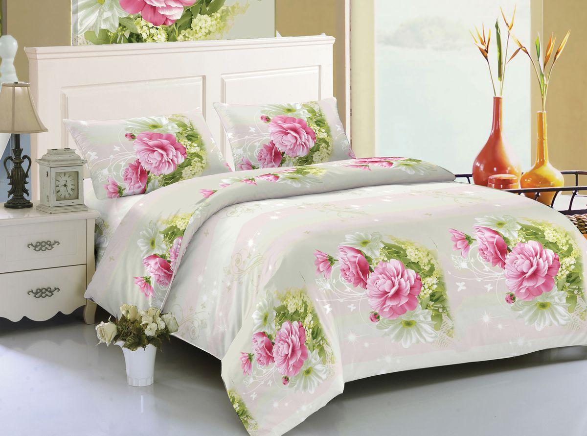 Комплект белья Amore Mio Maria, 2-спальный, наволочки 70x7082621Комплект постельного белья Amore Mio изготовлен из мако-сатина. Нано-инновации позволили открыть новую ткань, которая сочетает в себе широкий спектр отличных потребительских характеристик и невысокой стоимости. Легкая, плотная, мягкая ткань, приятна и обладает эффектом персиковой кожуры. Отлично стирается, гладится, быстро сохнет. Дисперсное крашение великолепно передает качество рисунков и необычайно устойчиво к истиранию.Комплект состоит из пододеяльника, простыни и двух наволочек.
