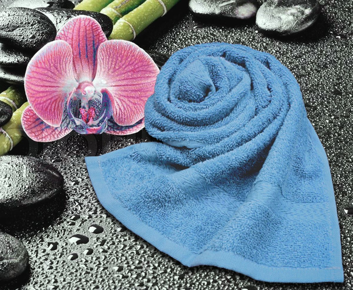 Полотенце Amore Mio GX Classic, цвет: голубой, 33 х 70 см84507Amore Mio GX Classic - это махровое полотенце отличного качества, оно выполнено из 100% хлопка. Яркие цвета выполнены качественным красителем BASF из Германии. Полотенце сохранит насыщенность цвета на долгое время. Мягкость и пушистость этого полотенца вас приятно удивит.