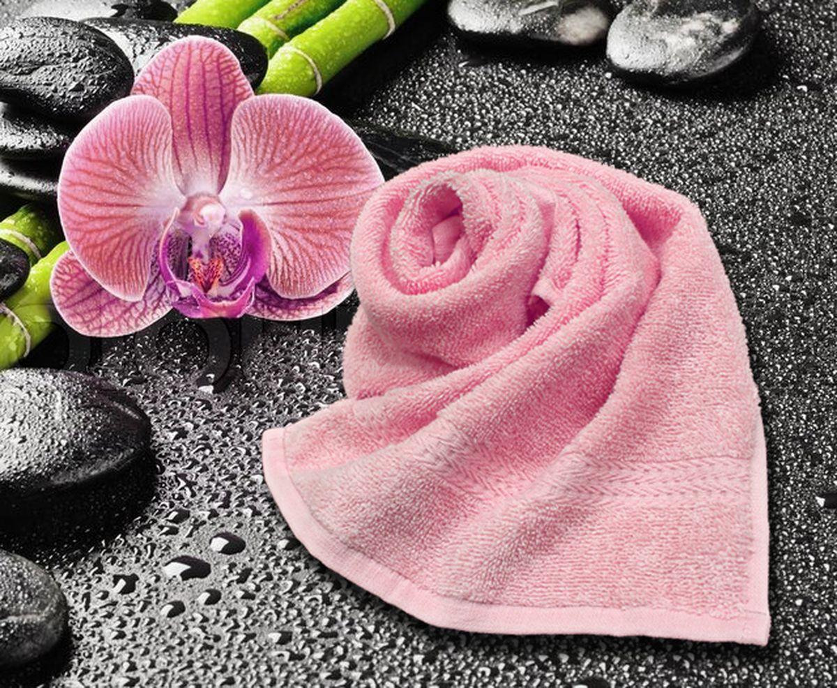 Полотенце Amore Mio GX Classic, цвет: розовый, 33 х 70 см84508Полотенце Amore Mio GX Classic выполнено из высококачественного 100% хлопка. Мягкость и пушистость этого полотенца приятно вас удивит. Яркие цвета, выполненные качественным красителем BASF из Германии, сохраняют насыщенность долгое время. Продукция имеет европейский сертификат качества.