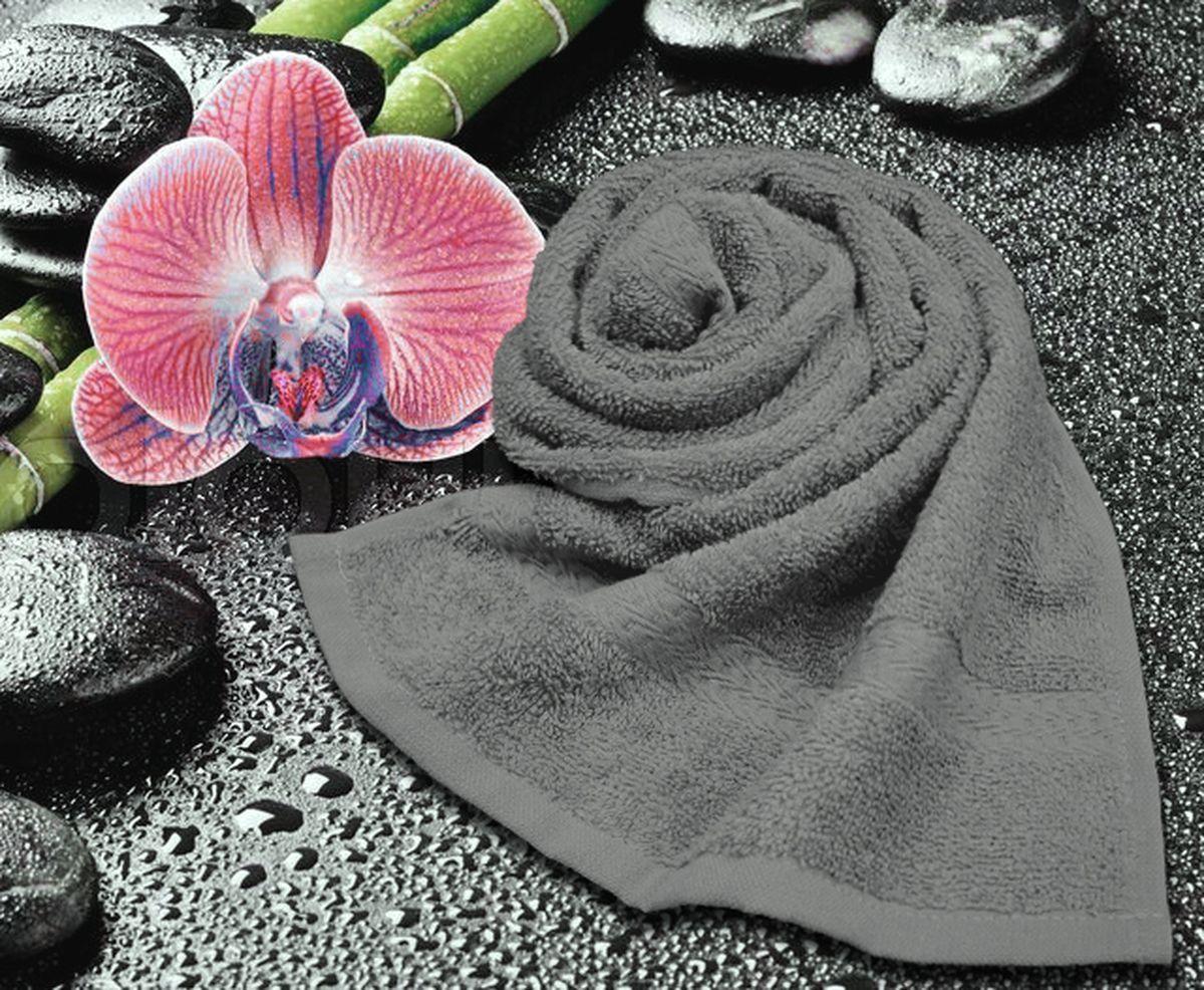 Полотенце Amore Mio GX Classic, цвет: серый, 33 х 70 см84511Полотенце Amore Mio GX Classic выполнено из высококачественного 100% хлопка. Мягкость и пушистость этого полотенца приятно вас удивит. Яркие цвета, выполненные качественным красителем BASF из Германии, сохраняют насыщенность долгое время. Продукция имеет европейский сертификат качества.