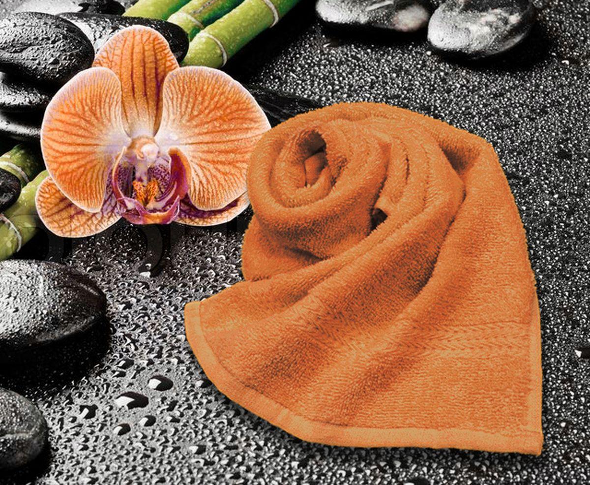 Полотенце Amore Mio GX Classic, цвет: оранжевый, 33 х 70 см84515Полотенца Amore Mio GX Classic - это полотенца отличного качества из 100% хлопка. Яркие цвета выполнены качественным красителем BASF из Германии и сохраняют насыщенность долгое время. Мягкость и пушистость этих полотенец вас приятно удивит. Продукция имеет европейский сертификат качества.