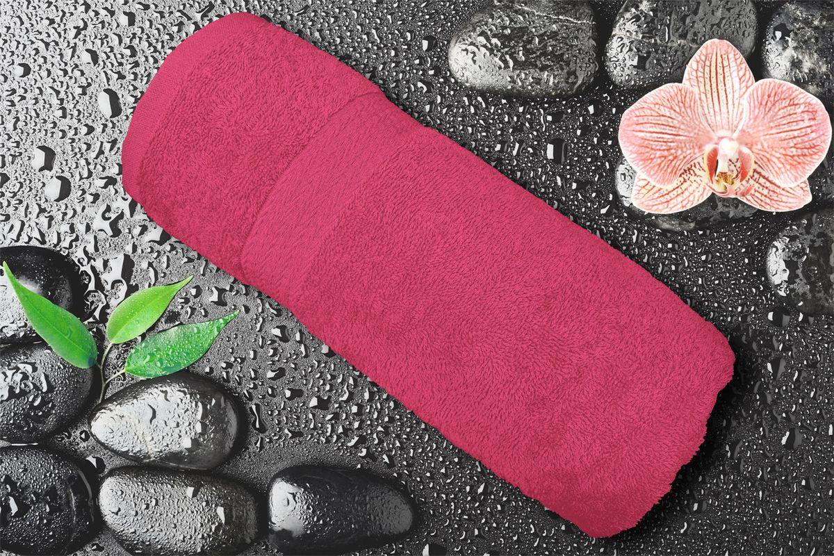 Полотенце Amore Mio GX Classic, цвет: малиновый, 70 х 140 см84549Полотенца Amore Mio GX Classic - это полотенца отличного качества из 100% хлопка. Яркие цвета выполнены качественным красителем BASF из Германии и сохраняют насыщенность долгое время. Мягкость и пушистость этих полотенец вас приятно удивит. Продукция имеет европейский сертификат качества.