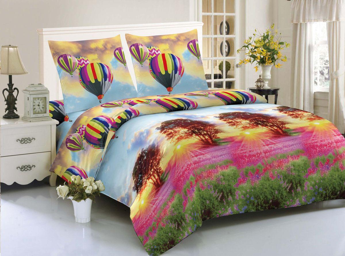 Комплект белья Amore Mio Linz, 1,5-спальный, наволочки 70x7085254Комплект постельного белья Amore Mio изготовлен из мако-сатина. Нано-инновации позволили открыть новую ткань, которая сочетает в себе широкий спектр отличных потребительских характеристик и невысокой стоимости. Легкая, плотная, мягкая ткань, приятна и обладает эффектом персиковой кожуры. Отлично стирается, гладится, быстро сохнет. Дисперсное крашение великолепно передает качество рисунков и необычайно устойчиво к истиранию.Комплект состоит из пододеяльника, простыни и двух наволочек.