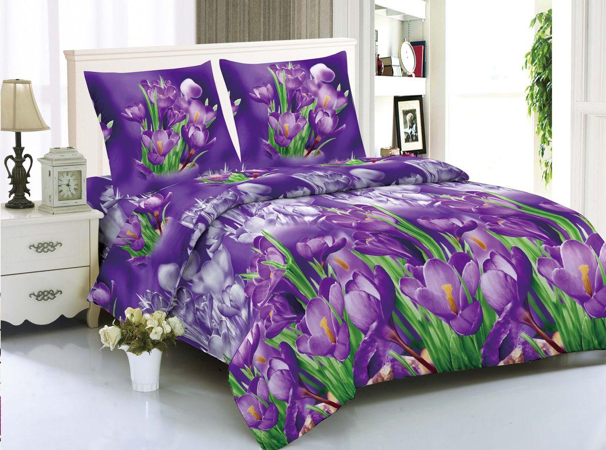 Комплект белья Amore Mio Narva, 2-спальный, наволочки 70x70