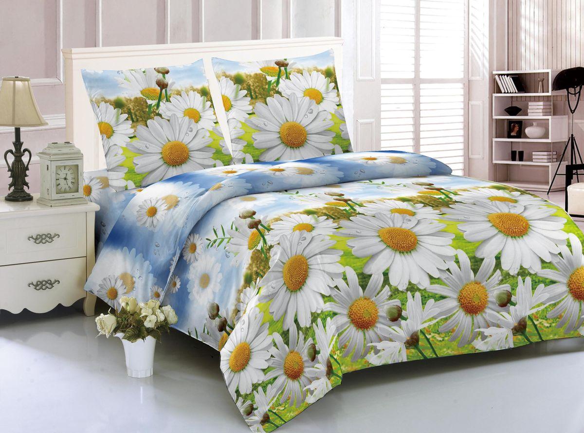 Комплект белья Amore Mio Phoenix, 2-спальный, наволочки 70x70 комплект семейного белья василиса нежная роза 4172 1 70x70 c рб