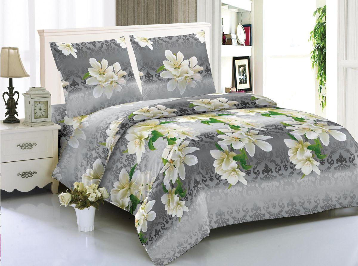 Комплект белья Amore Mio Basel, 1,5-спальный, наволочки 70x7085Комплект постельного белья Amore Mio изготовлен из мако-сатина. Нано-инновации позволили открыть новую ткань, которая сочетает в себе широкий спектр отличных потребительских характеристик и невысокой стоимости. Легкая, плотная, мягкая ткань, приятна и обладает эффектом персиковой кожуры. Отлично стирается, гладится, быстро сохнет. Дисперсное крашение великолепно передает качество рисунков и необычайно устойчиво к истиранию.Комплект состоит из пододеяльника, простыни и двух наволочек.