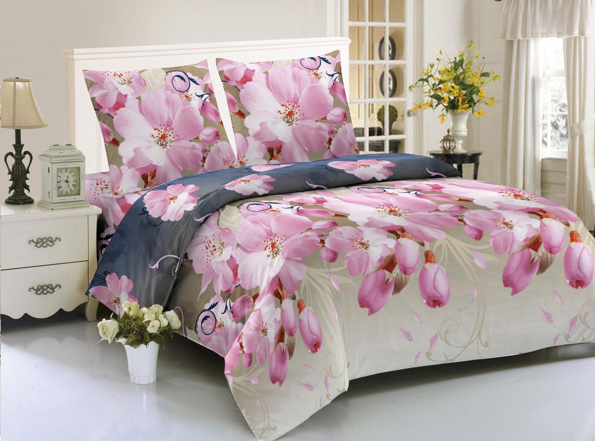 Комплект белья Amore Mio Montreal, 2-спальный, наволочки 70x7085576Комплект постельного белья Amore Mio изготовлен из мако-сатина. Нано-инновации позволили открыть новую ткань, которая сочетает в себе широкий спектр отличных потребительских характеристик и невысокой стоимости. Легкая, плотная, мягкая ткань, приятна и обладает эффектом персиковой кожуры. Отлично стирается, гладится, быстро сохнет. Дисперсное крашение великолепно передает качество рисунков и необычайно устойчиво к истиранию.Комплект состоит из пододеяльника, простыни и двух наволочек.