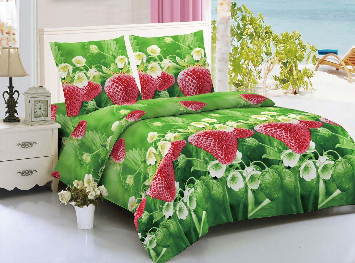 Комплект белья Amore Mio Arica, 2-спальный, наволочки 70x70 комплект семейного белья василиса нежная роза 4172 1 70x70 c рб