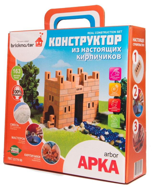 Brickmaster Конструктор Арка конструктор brickmaster крепость 119 дет