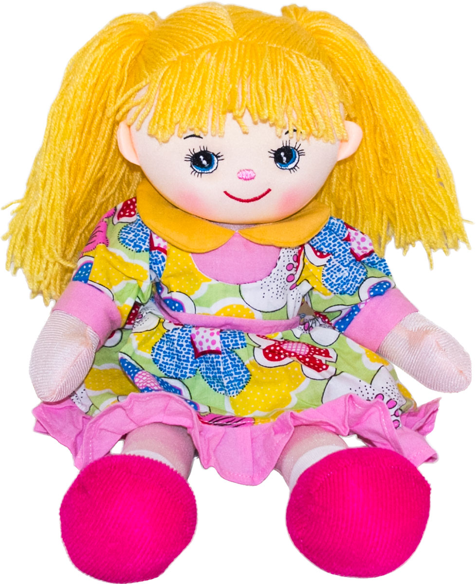 Gulliver Мягкая кукла Лимоника 30 см игрушка мягкая gulliver кукла хозяюшка 30см