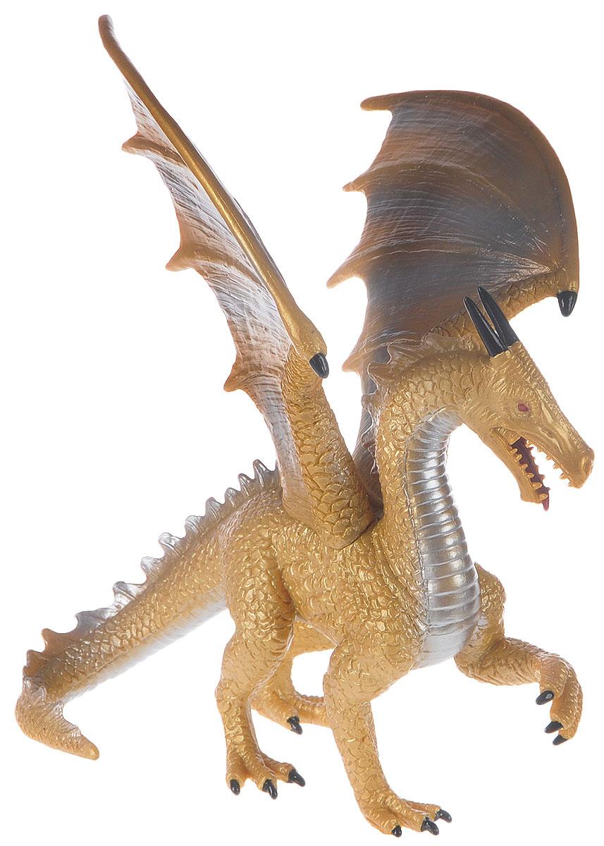 Mojo Фигурка Дракон Deluxe цвет золотистый 387256P