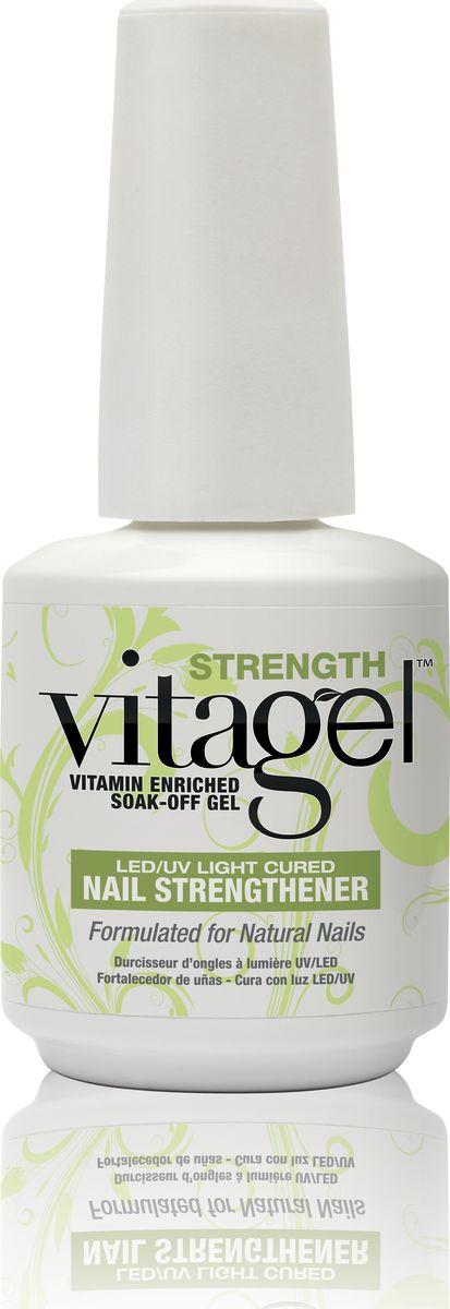 VitaGel Strenght Средство для защиты натуральных ногтей, 15 мл - Декоративная косметика