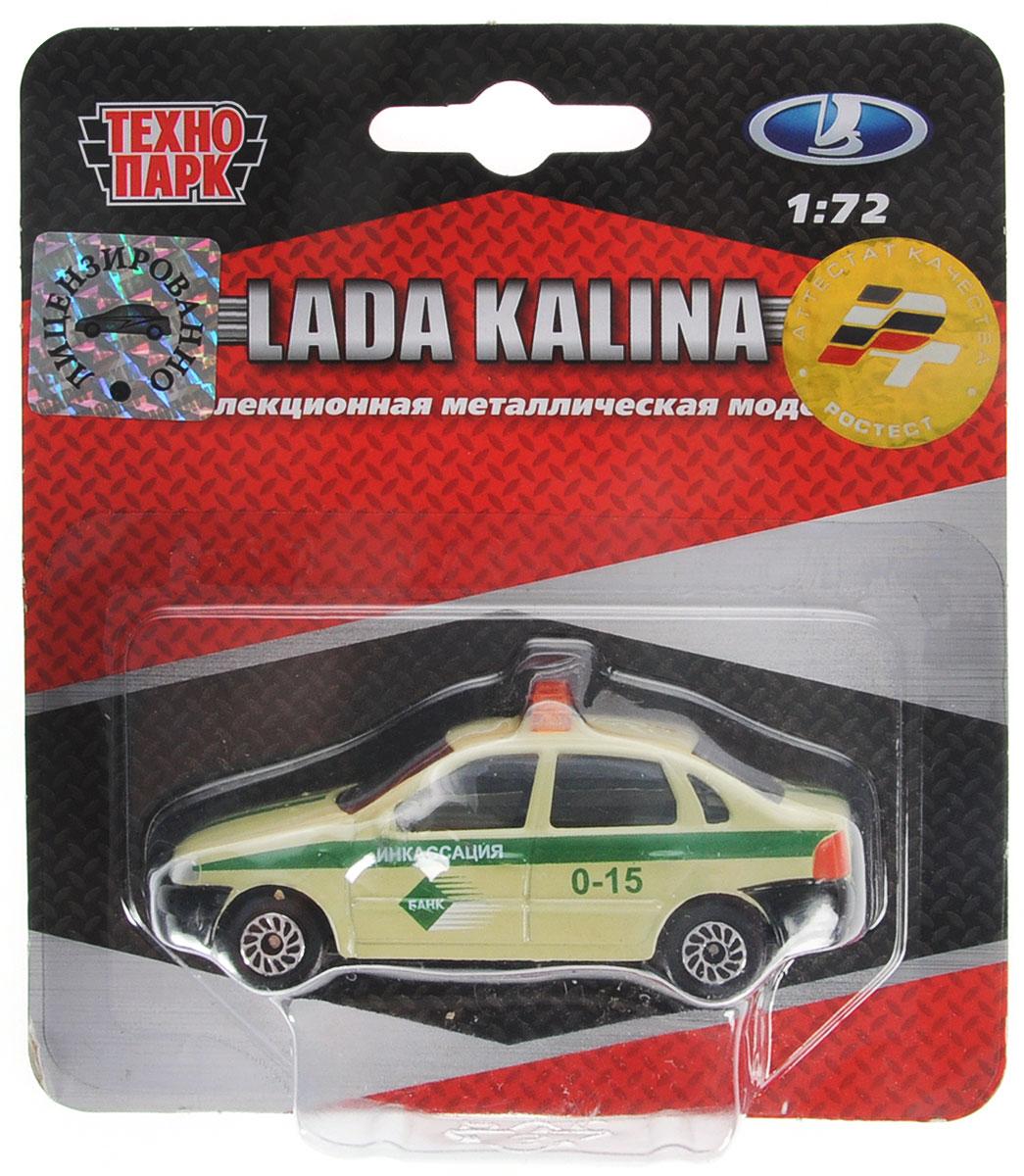 ТехноПарк Модель автомобиля Lada Kalina Инкассация