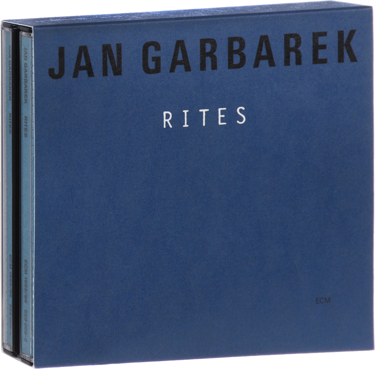 Ян Гарбарек Jan Garbarek. Rites (2 CD) rites still vip22