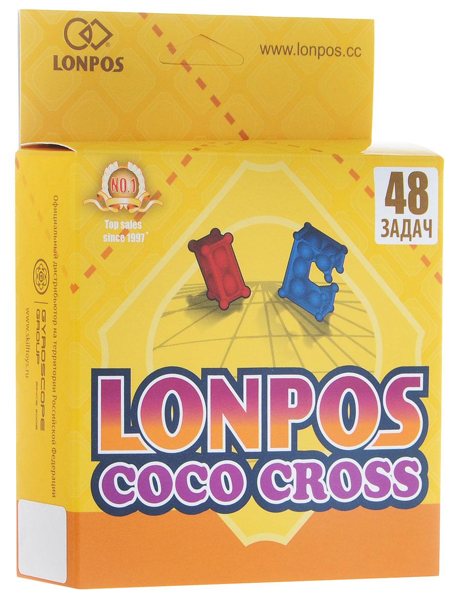 Lonpos Головоломка Coco Cross