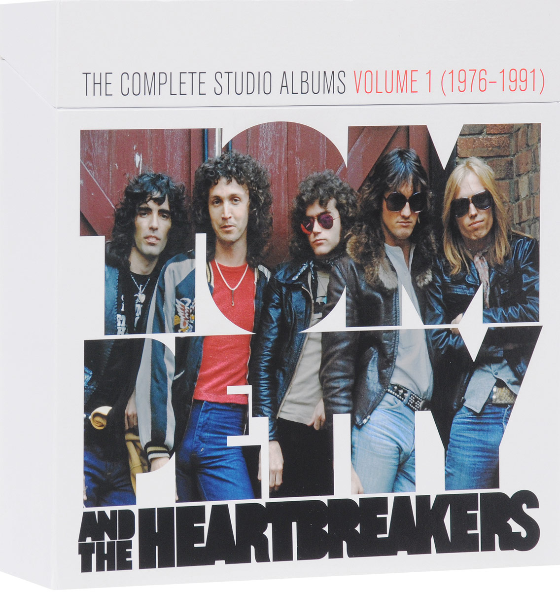 Том Петти,The Heartbreakers Tom Petty And The Heartbreakers. The Complete Studio Albums. Volume 1. (1976-1991) (9 LP) 1 2