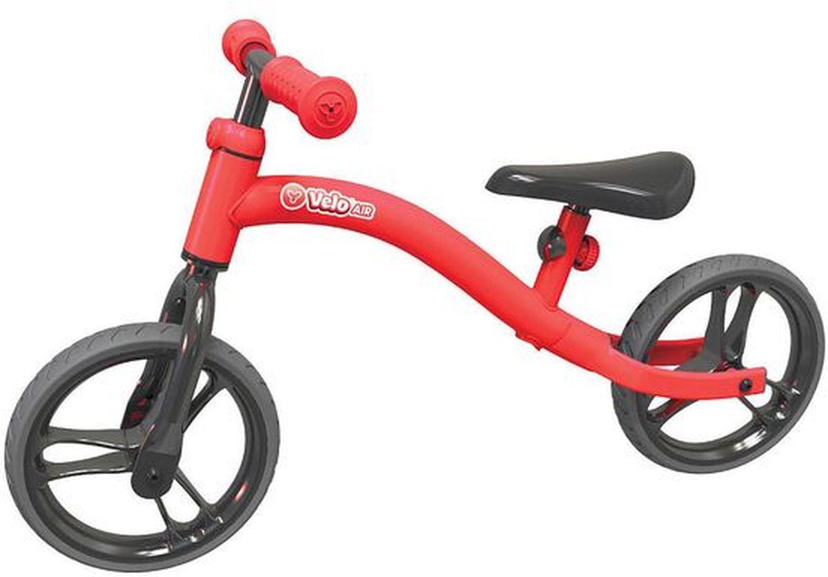 Y-Volution Беговел детский Velo Air беговел popbike flash orange