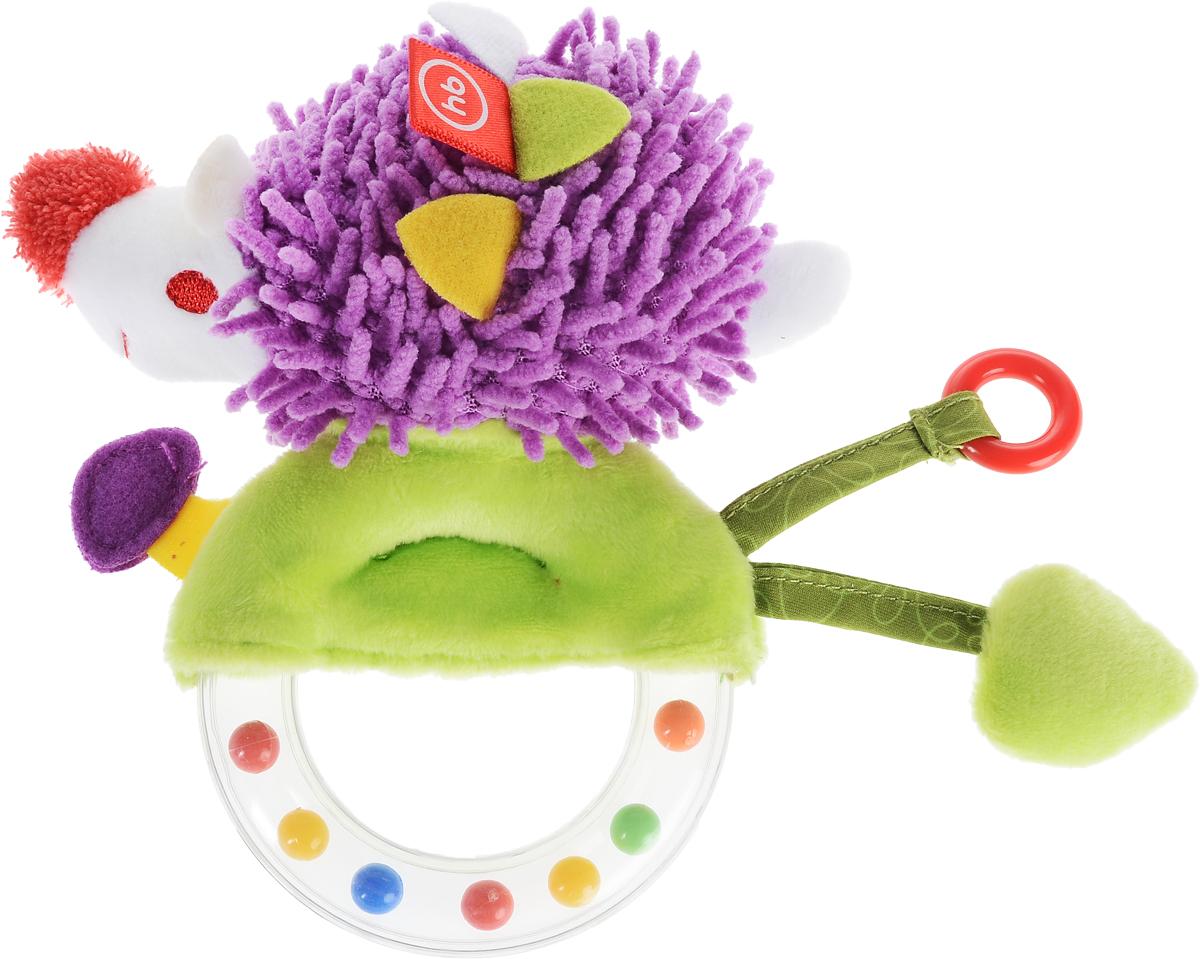 Happy Baby Погремушка-пищалка Funny Hedgehog погремушка пищалка happy baby funny kitty