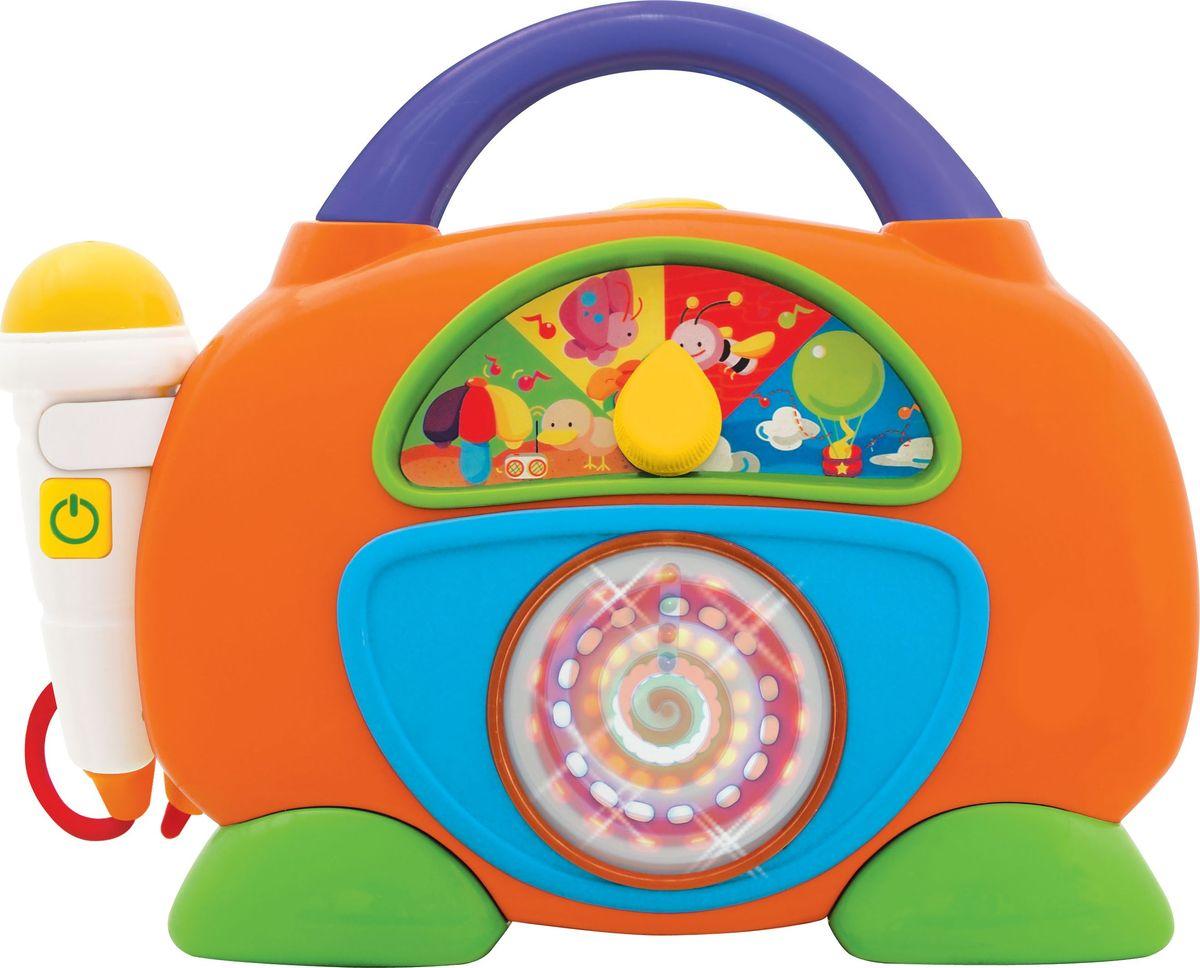 Kiddieland Развивающая игрушка Забавное радио головоломки kiddieland игрушка забавное вращение