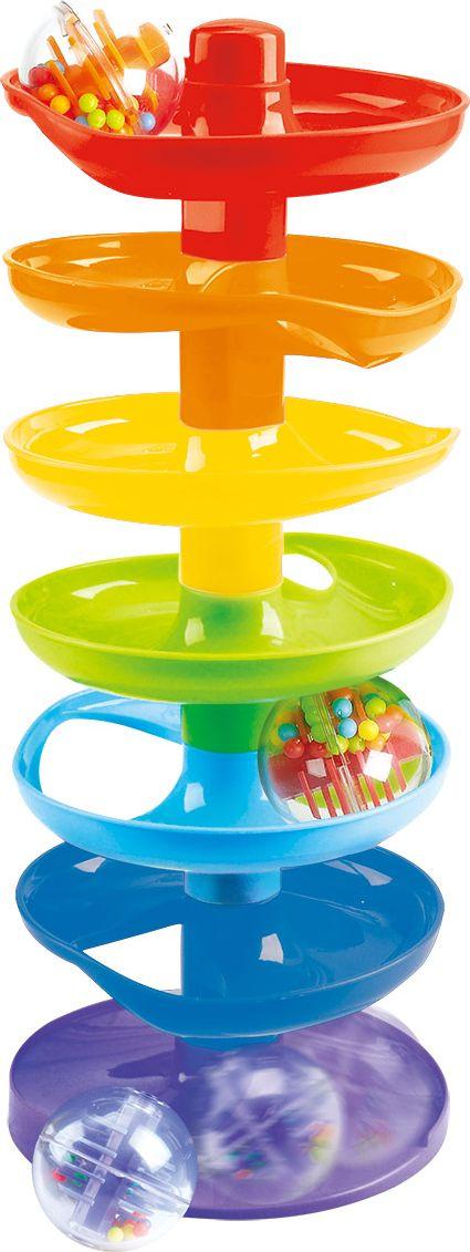 Playgo Развивающая игрушка Башня Супер-спираль сортеры playgo развивающая игрушка башня испытаний 5 в 1