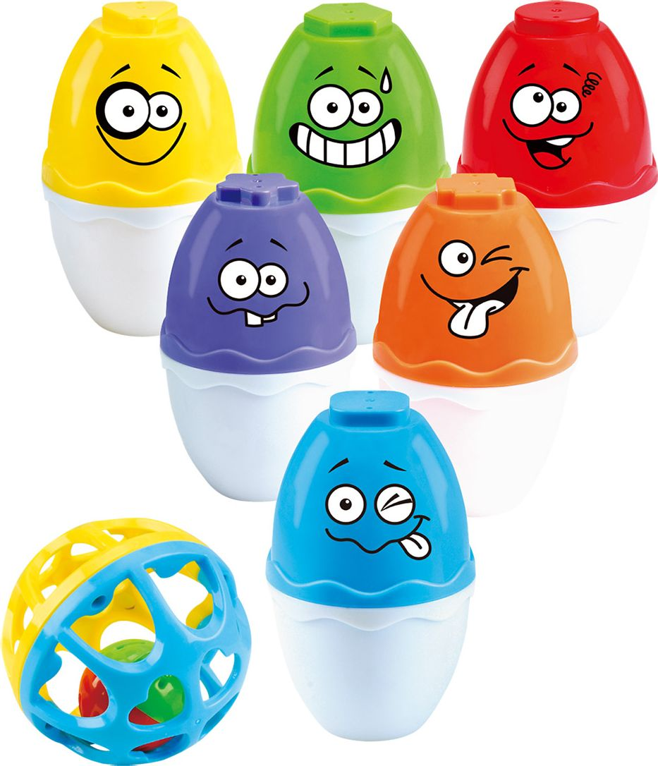 Playgo Развивающая игрушка Боулинг игрушки интерактивные playgo развивающая игрушка боулинг
