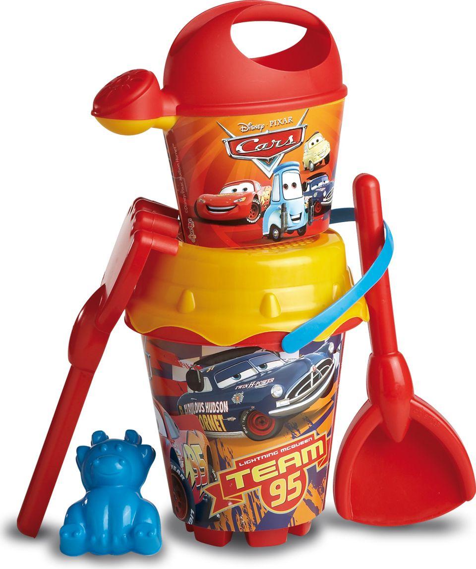Unice Песочный набор Тачки 6 предметов игрушки для зимы unice песочный набор лопата грабли