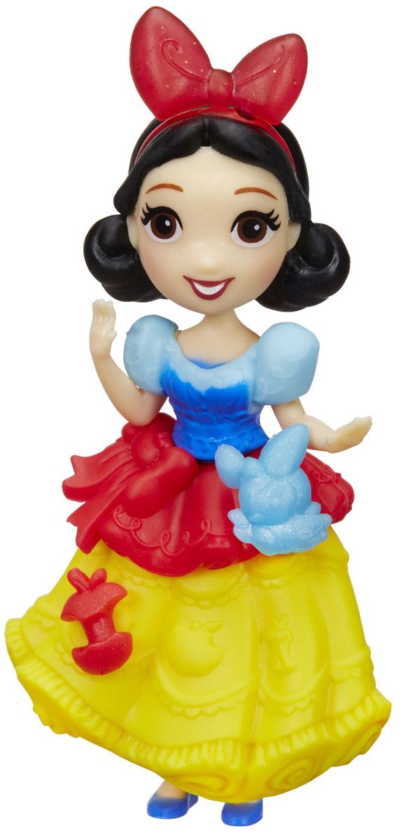 Disney Princess Мини-кукла Белоснежка В8933 мягкая игрушка chicco волшебные мелодии принцесс disney белоснежка кукла разноцветный текстиль 35 см