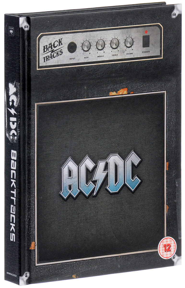 AC/DC AC/DC. Backtracks (2 CD + DVD) cd ac dc highway to hell special edition digipack