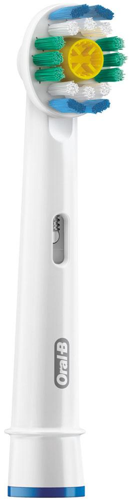 Сменные насадки для зубной щетки Oral-B 3D White, 2 шт4210201757757Oral-B – марка зубных щеток №1, рекомендуемая большинством стоматологов мира!* * по данным исследования, проведенного в 2011-2012 году агентством Attitude Measurement Corporation среди репрезентативной выборки стоматологов. Сменные насадки Oral-B 3D White разработаны для бережного удаления потемнений на поверхности эмали. Для более совершенной чистки и отбеливания за счет устранения пигментированного налета (от кофе, табака). Полирующая чашечка специально разработана для того, чтобы удерживать зубную пасту и бережно устранять окрашивание пока щетинки очищают от зубного налета. Совместима со всеми зубными щетками с технологией возвратно-вращательных движений. - Полирующая чашечка удаляет пигментированный налет - Голубые щетинки Indicator, обесцвечиваясь наполовину, сигнализируют об износе щетины и напоминают о необходимости замены насадки. - Для бережного отбеливания и полировки: полирующая чашечка в середине щеточного поля помогает восстановить естественную белизну зубов - Подходит для всех электрических зубных щеток Oral-B кроме Sonic/Pulsonic.- Закруглённые кончики щетинок безопасны для эмали и дёсен. Срок хранения – 5 лет. Электрические зубные щетки. Статья OZON Гид