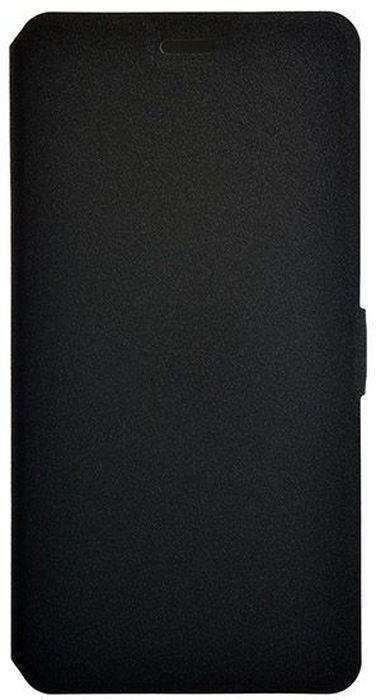 Prime Book чехол для ASUS Zenfone 3 Delux (Zs550Kl), Black аксессуар чехол накладка asus zenfone c zc451cg cherry black 8270