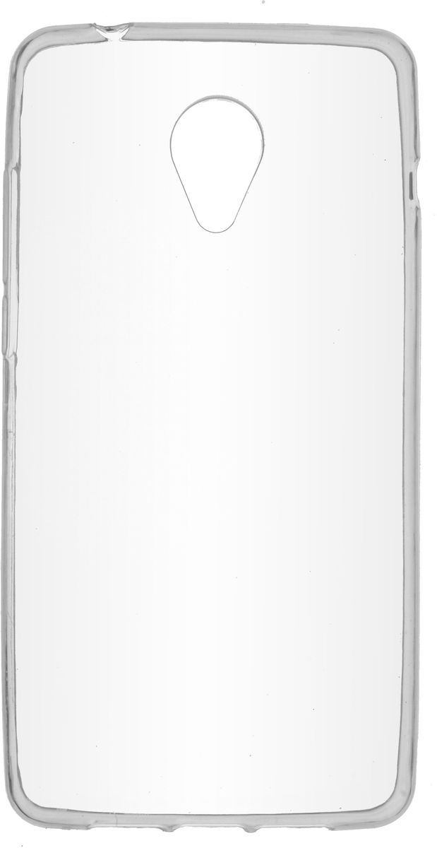 Skinbox Slim Silicone чехол для Huawei Honor 6X, Transparent skinbox silicone slim чехол для huawei mate 8 transparent