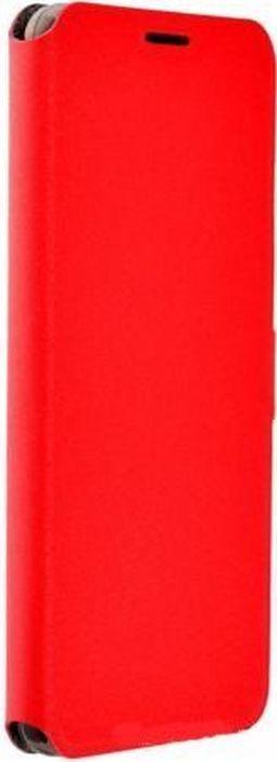 Prime Book чехол для ASUS ZenFone 3 Zoom (ZE553KL), Red2000000132211Чехол Prime Book для ASUS Zenfone 3 Zoom (ZE553KL) выполнен из высококачественного поликарбоната и экокожи. Он обеспечивает надежную защиту корпуса и экрана смартфона и надолго сохраняет его привлекательный внешний вид. Чехол также обеспечивает свободный доступ ко всем разъемам и клавишам устройства.