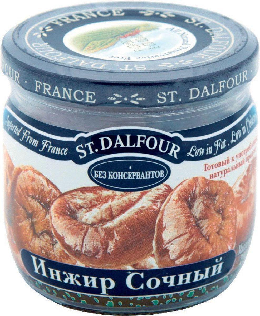 St.Dalfour Инжир сочный, 200 г рязанские просторы клетчатка топинамбура 200 г