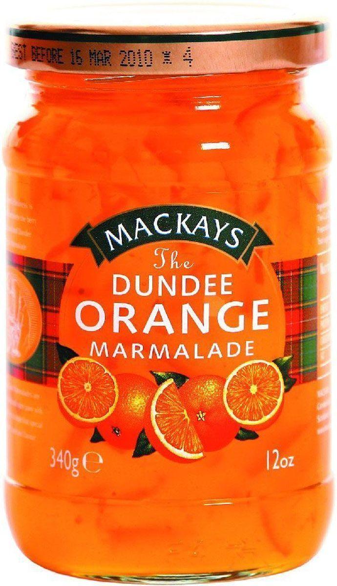 где купить Mackays Десерт фруктовый из апельсина