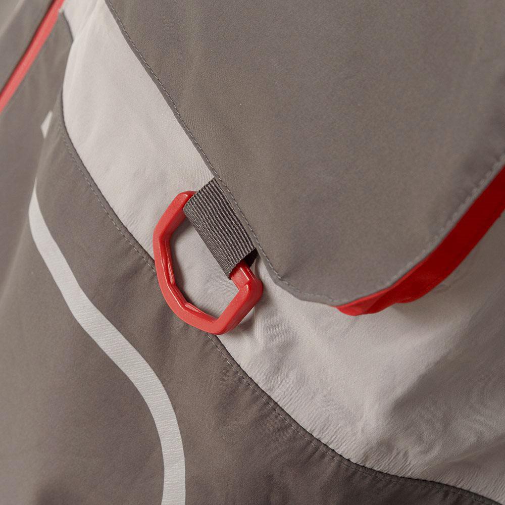 Куртка рыболовная мужская FisherMan Nova Tour Коаст Prime, цвет:  серый, красный.  95937-55.  Размер XS (46) FisherMan Nova Tour
