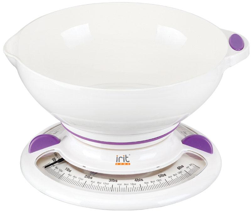 Irit IR-7131 кухонные весы79 01686Кухонные весы Irit IR-7131 - незаменимый помощник современной хозяйки. Они помогут точно взвесить любые продукты и ингредиенты. Кроме того, позволят людям, соблюдающим диету, контролировать количество съедаемой пищи и размеры порций. Предназначены для взвешивания продуктов с точностью измерения до 25 граммов.