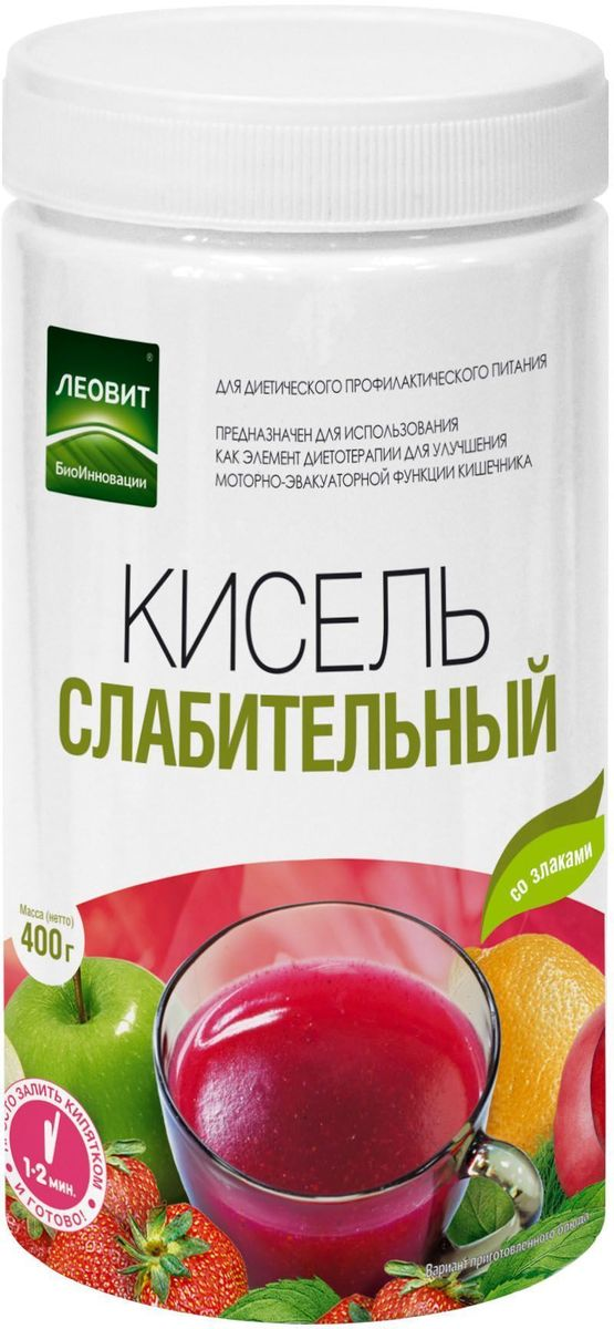 БиоИнновации Кисель слабительный, 400 г121209Кисель слабительный – мягкий напиток предназначен для диетического профилактического питания и использования в качестве элемента диетотерапии для улучшения моторно-эвакуаторной функции кишечника.Фрукты и овощи – яблоко, свекла.Экстракт мяты перечной, кора крушины, плоды укропа.Без искусственных красителей и консервантов.