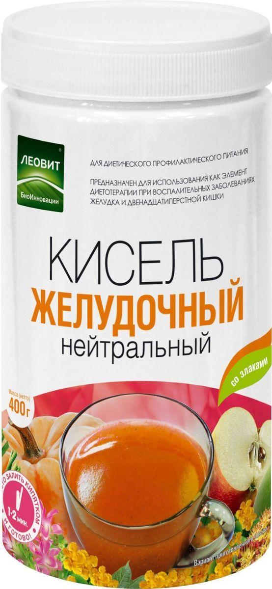 БиоИнновации Кисель желудочный нейтральный, 400 г с пудовъ кисель молочный ванильный 40 г