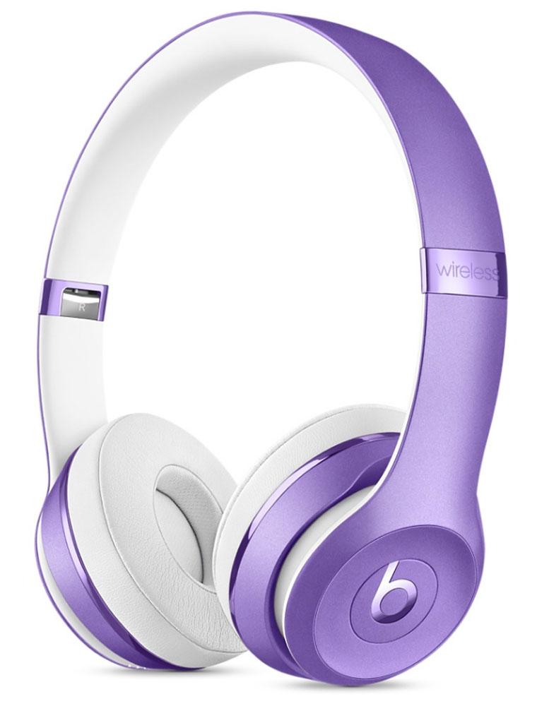 Beats Solo3 Wireless, Ultra Violet беспроводные наушники - Наушники